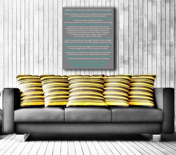 Custom quotes print, canvas print, paper print, special quotes ...