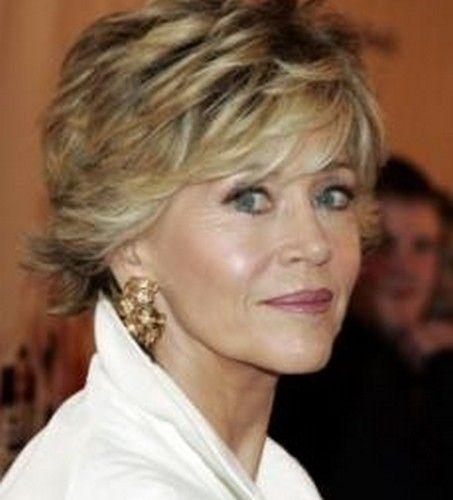 jolie coiffure tres courte femme 50 ans Beauté