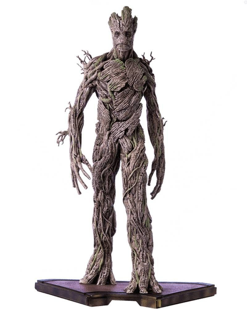Guardians of The Galaxy Vol Figure Statue Toys 2 Baby Groot Thor Deadpool Ver