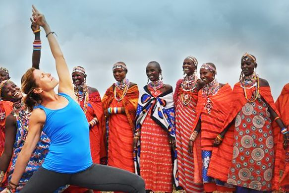 Africa Yoga Project - Yoga as a means for Poverty Alleviation