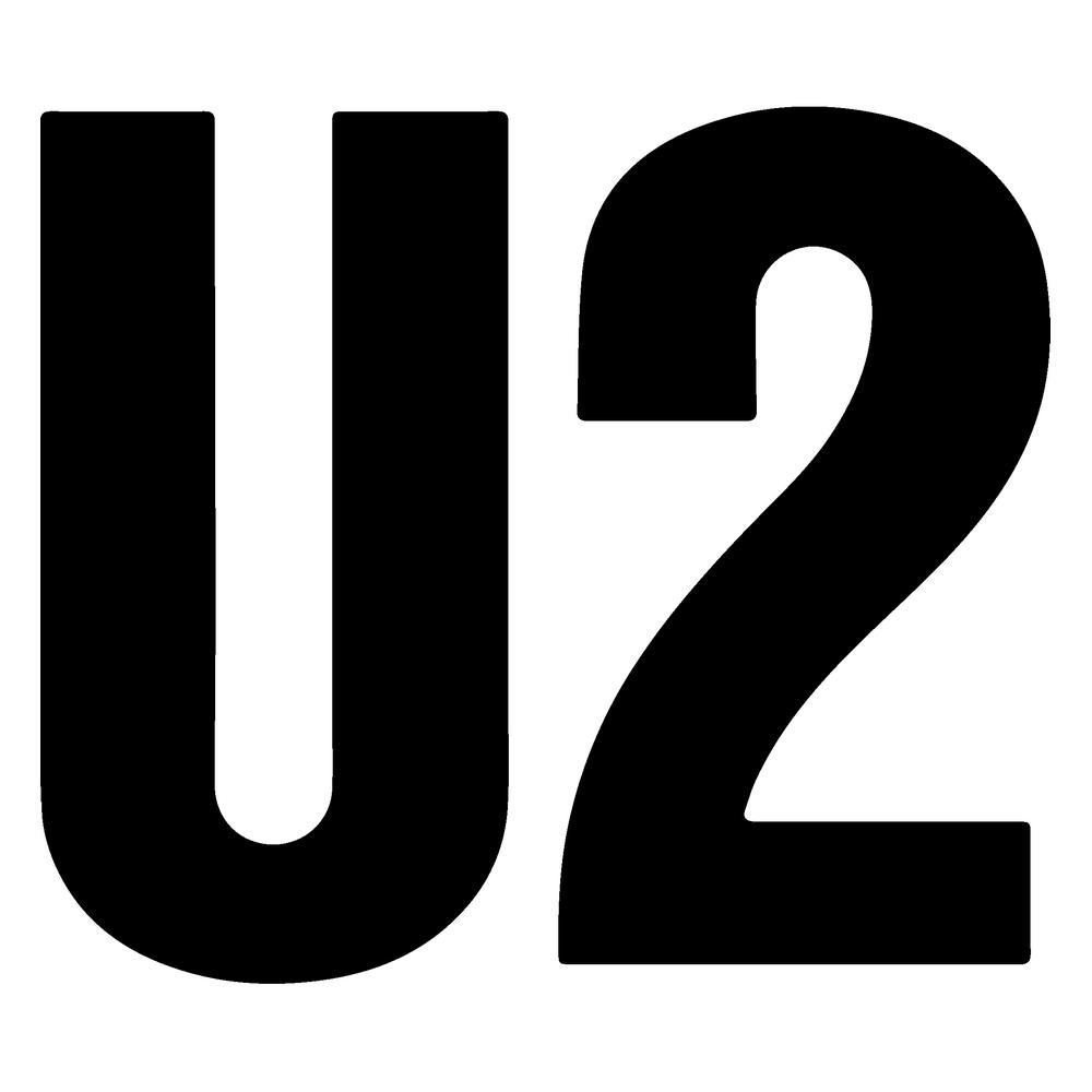 U2 Logo Rock Band Logos Logos Music Logo [ 1000 x 1000 Pixel ]