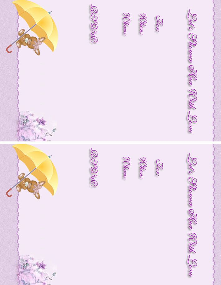 Free Printable Baby Shower Invitations Templates Printable - pages invitation templates free