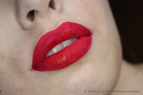 Dose of Colors Matte Liquid Lipstick - «