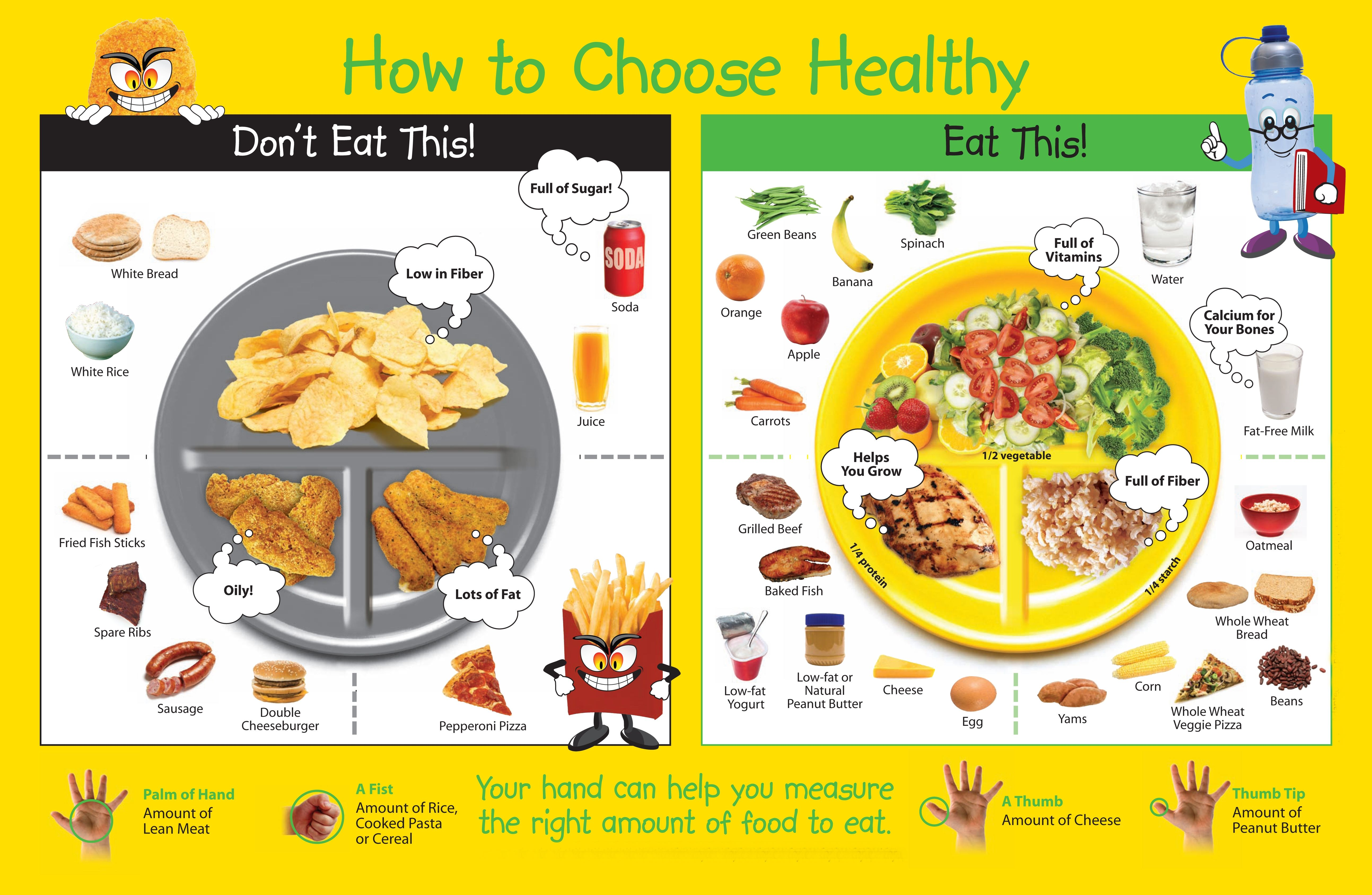 How To Choose Healthy