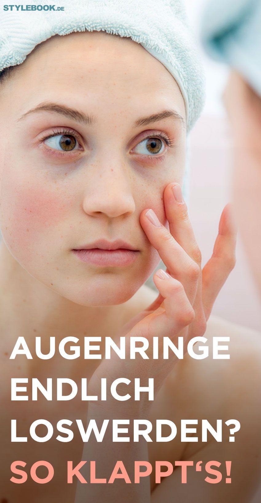 Was Wirklich Bei Dauerhaften Dunklen Schatten Unterm Auge Hilft Stylebook Hakt Nach Drogerie Hautpflege Augenringe Was Hilft Gegen Augenringe