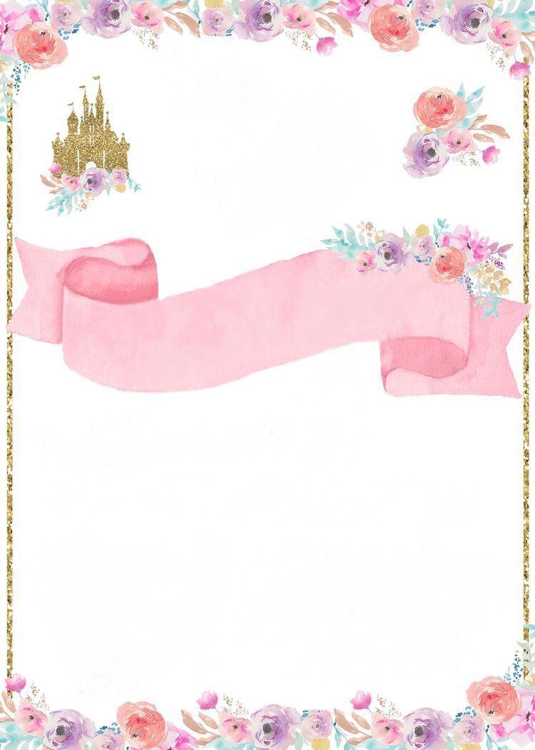 Tarjeta Vestido Leah Invitaciones De Cumpleaños