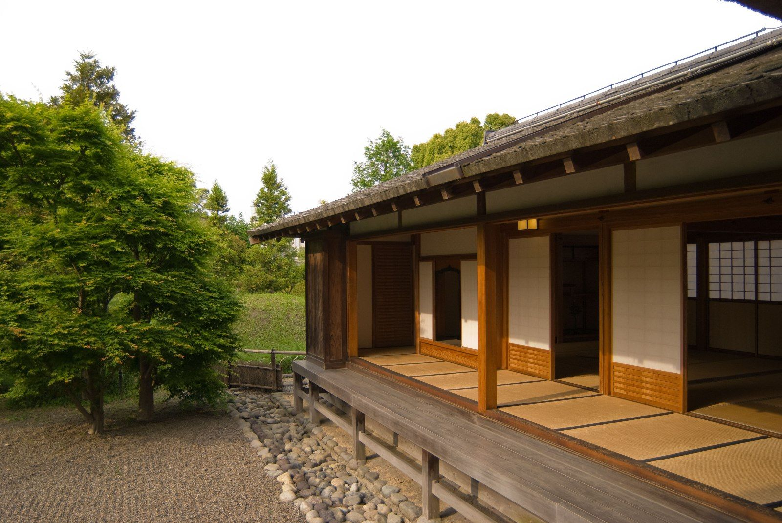 Japanese Culture | Japanese Culture - Housing & the Infamous Toilet | All  In Japan  Japanese Style HouseJapanese ...