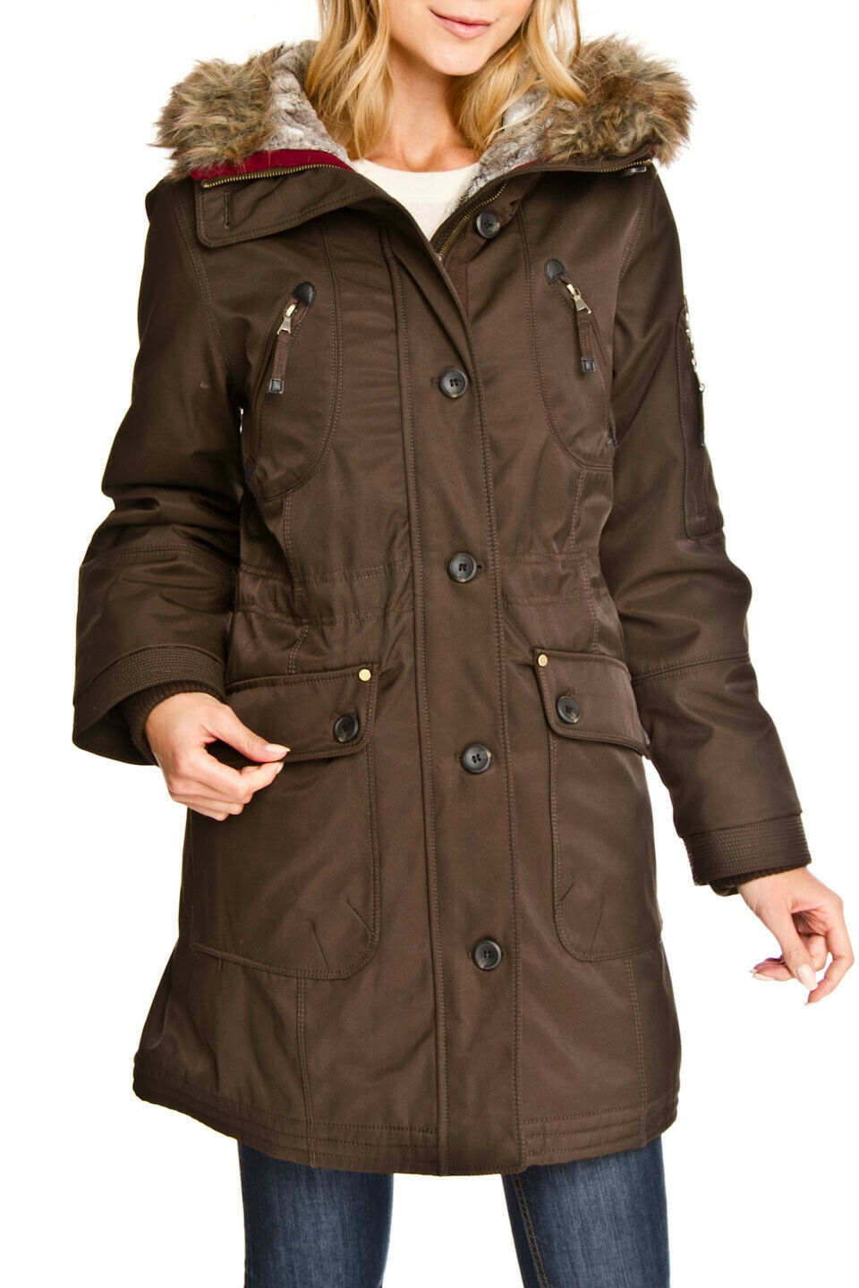 1 Madison Women's Expedition coat for sale online in 2020