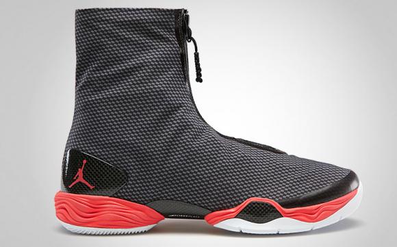 sports shoes 44058 8796d Air Jordan XX8 Black White Red and Air Jordan XX8 Carbon Fiber Release Date