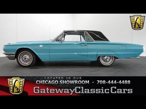 1964 Ford Thunderbird 1964 Ford Ford Thunderbird Classic Cars