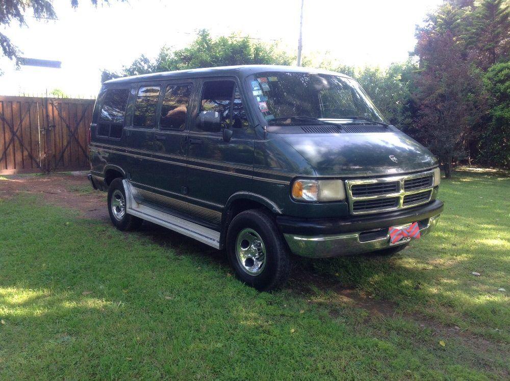Dodge Ram Van 2500 Mod 97 Americana 125 000 00 Van Dodge Ram Dodge Ofertas Y Promociones
