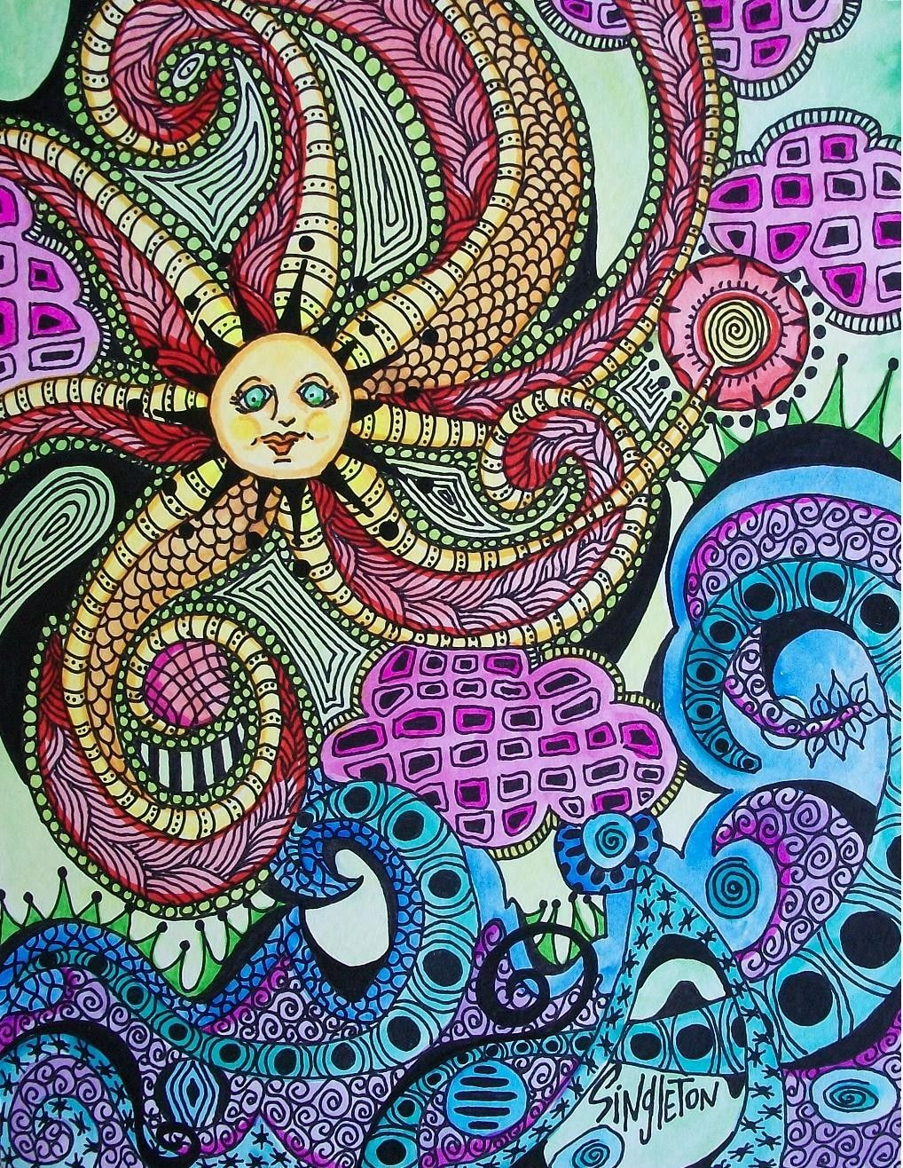 Best 25+ Hippy art ideas on Pinterest | Hippie art, Hippie ...
