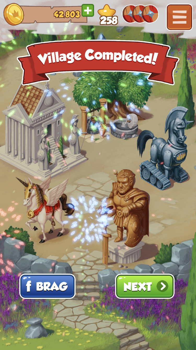 coinmaster mobilegame troy village8