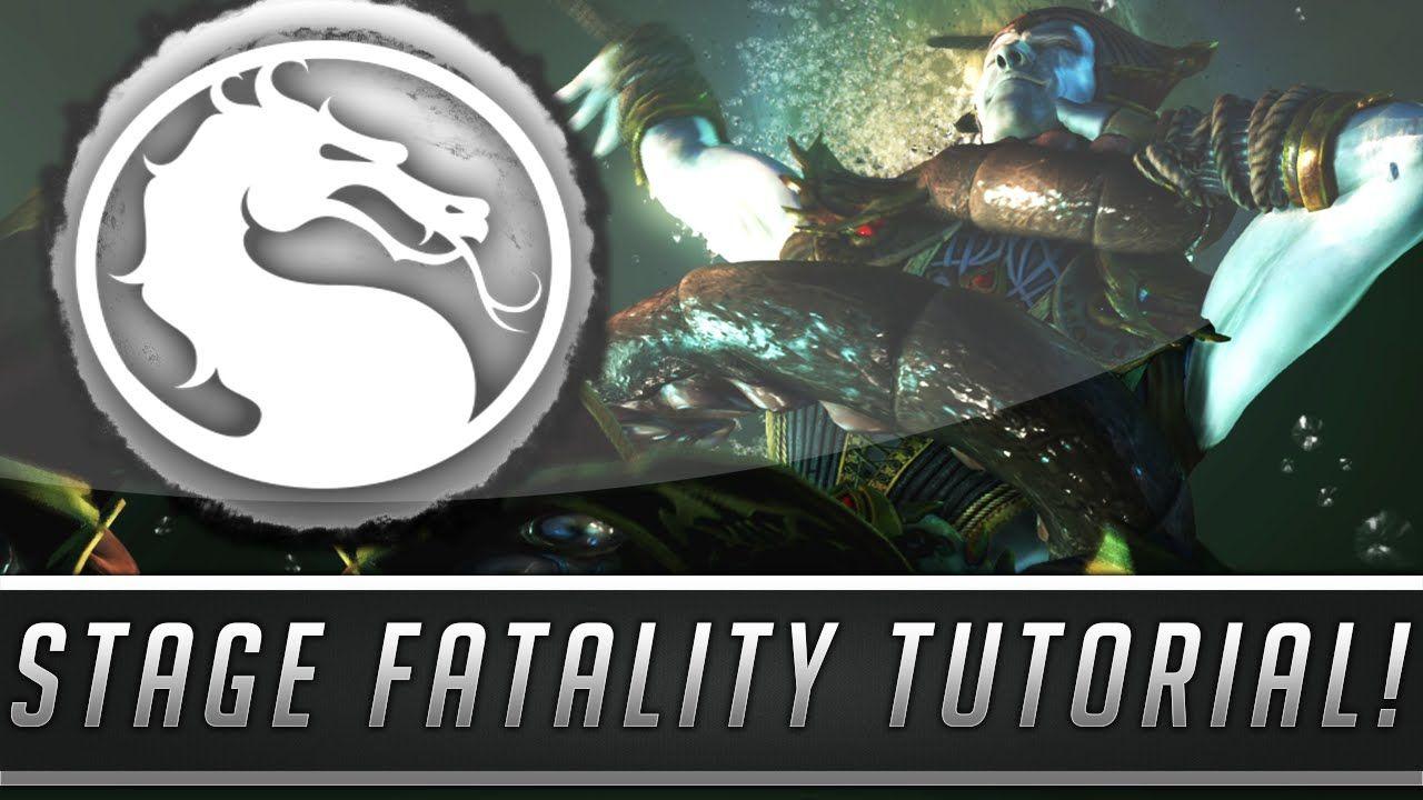 Mortal Kombat X: How To Unlock & Perform All Stage