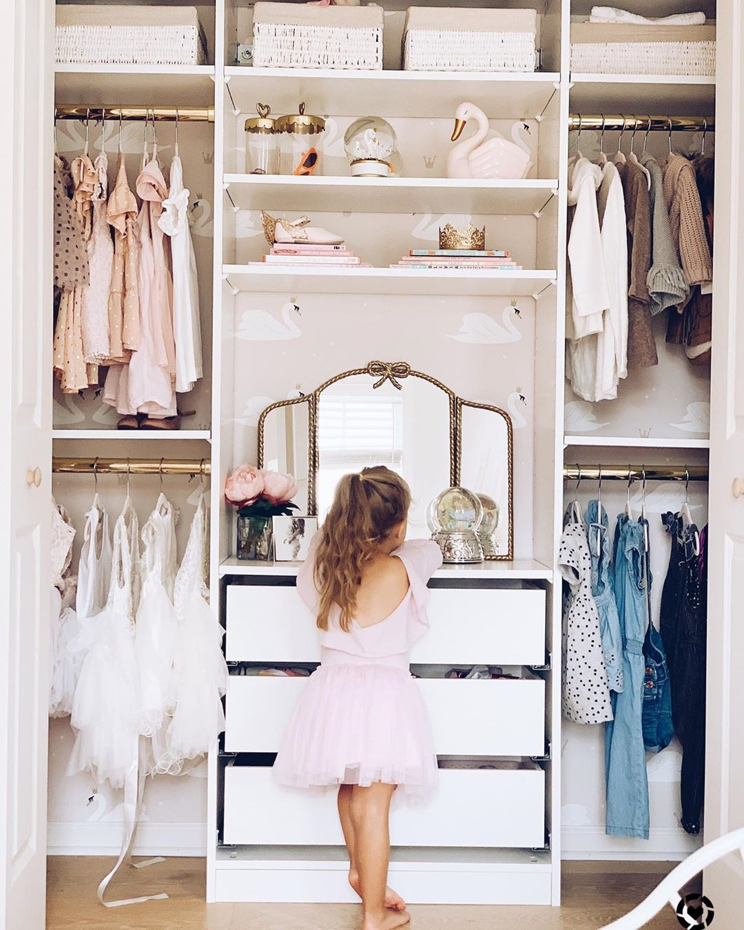 A Girl Her Closet The Other Day She Told Me She