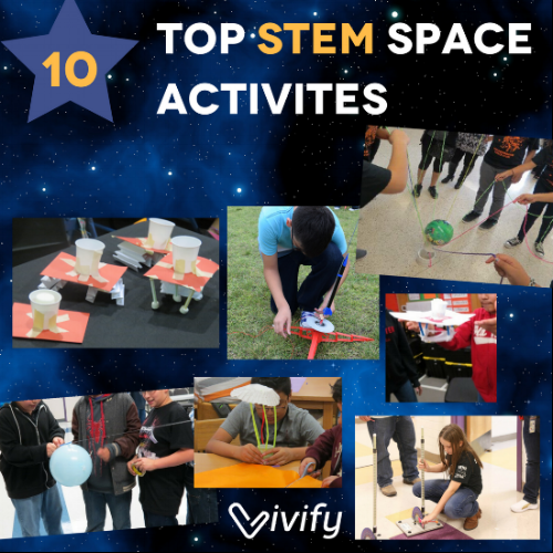 Photo of Top 10 STEM Space Activities — Vivify STEM