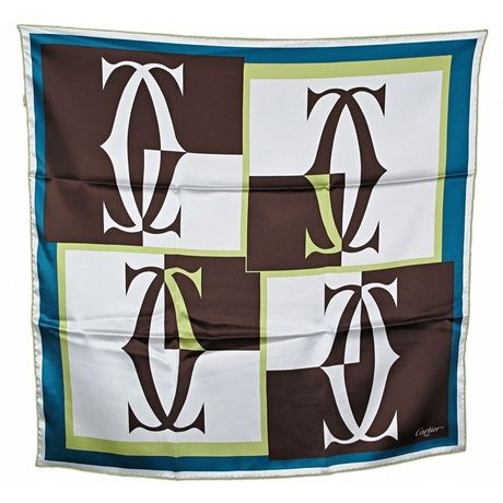 """Cartier Impression Scarf (Retail Price $220.00) """"Our Price $103.00"""" only at nomorerack.com"""