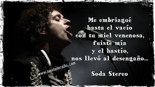 Fue Soda Stereo Cerati Frases Canciones Letras Saudade Radio