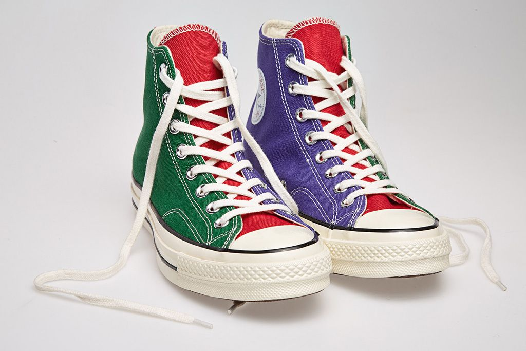 Converse Chuck Taylor All-Star 1970s 'Tri-Color' Pack | Sole
