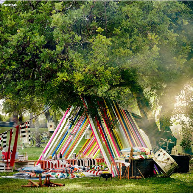 10 Decor Tips And 30+ New Items From IKEA Summer 2016 Picnic Decorating  Ideas,