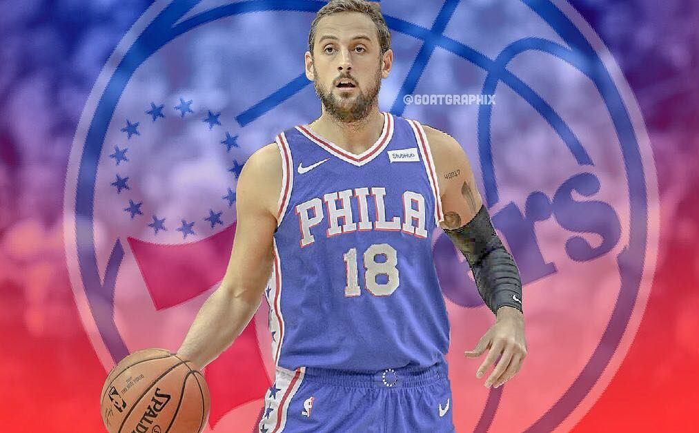 on sale ac74e 97aac Veteran sharpshooter Marco Belinelli has recently signed ...