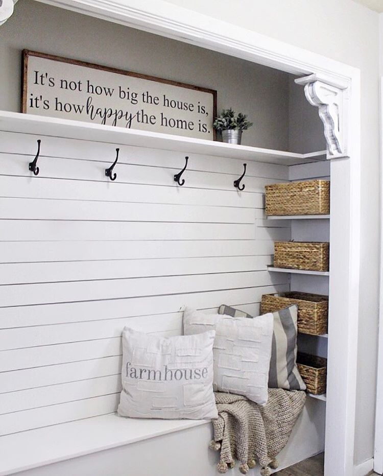 Pin By Sarah Hardi On Entryway Home Decor Entryway Closet Entry Closet