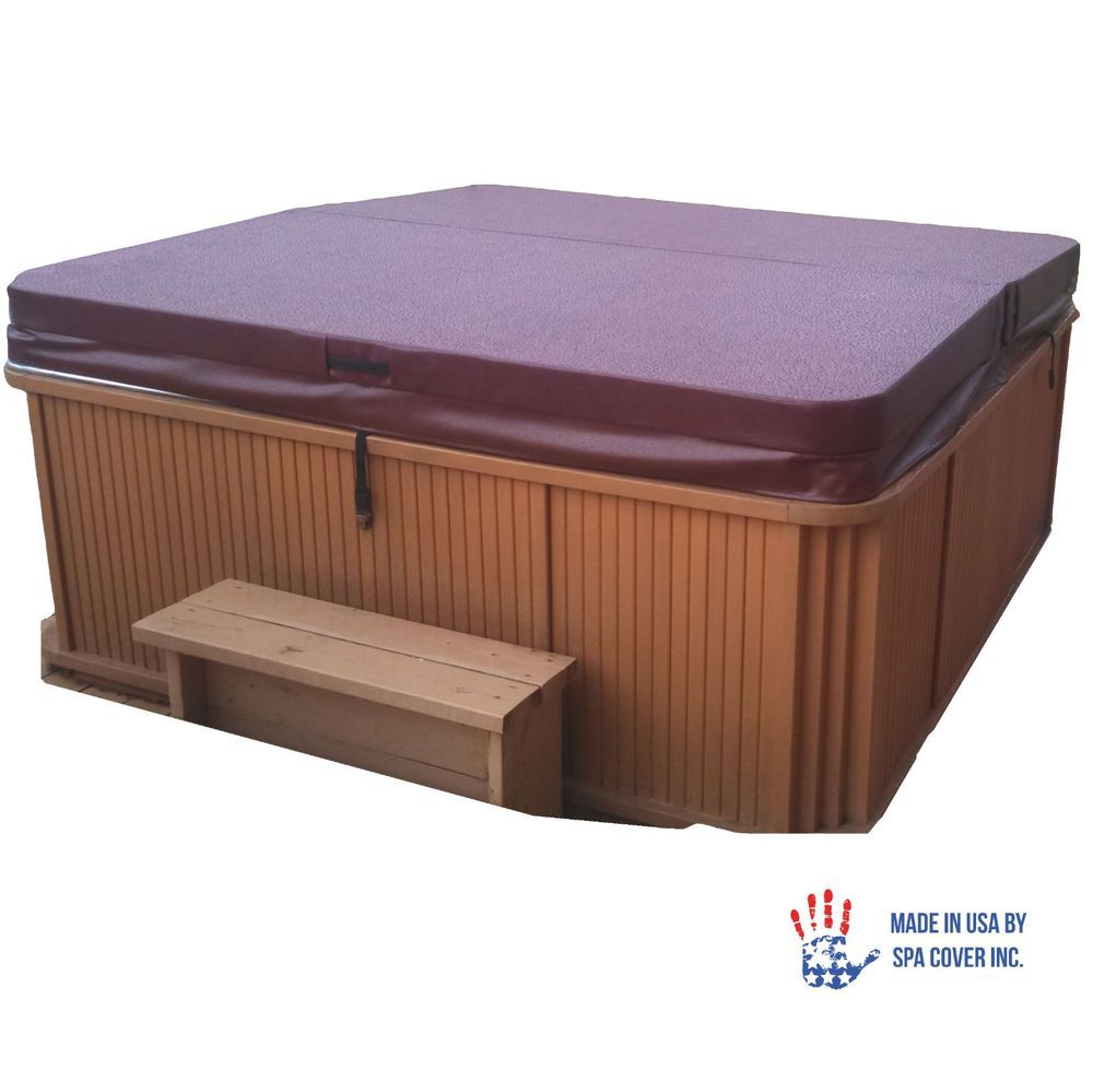 BEST PRICE ON EBAY Overstock Replacement Spa Hot Tub Covers by ...