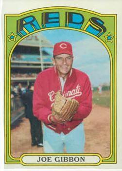 382 - Joe Gibbon - Cincinnati Reds