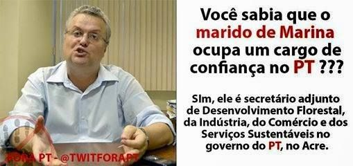 #AcordaBrasil!: #MUDABRASIL! 40 Razões para NÃO votar em Marina Si...