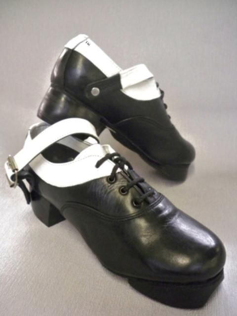 John Carey Irish dance hard shoes with