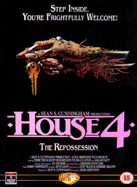 House IV (1992) - Review, rating and Trailer