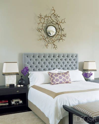 @Skitchilicious - I could see this as your room, you've already made the headboard!! :D