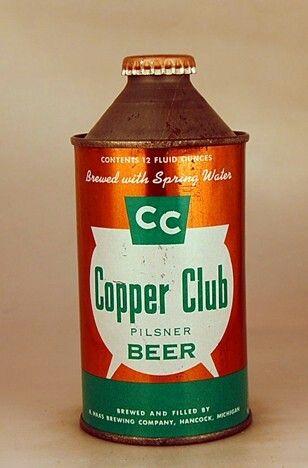 Copper Club Cerveja Latas Wine Vinhos