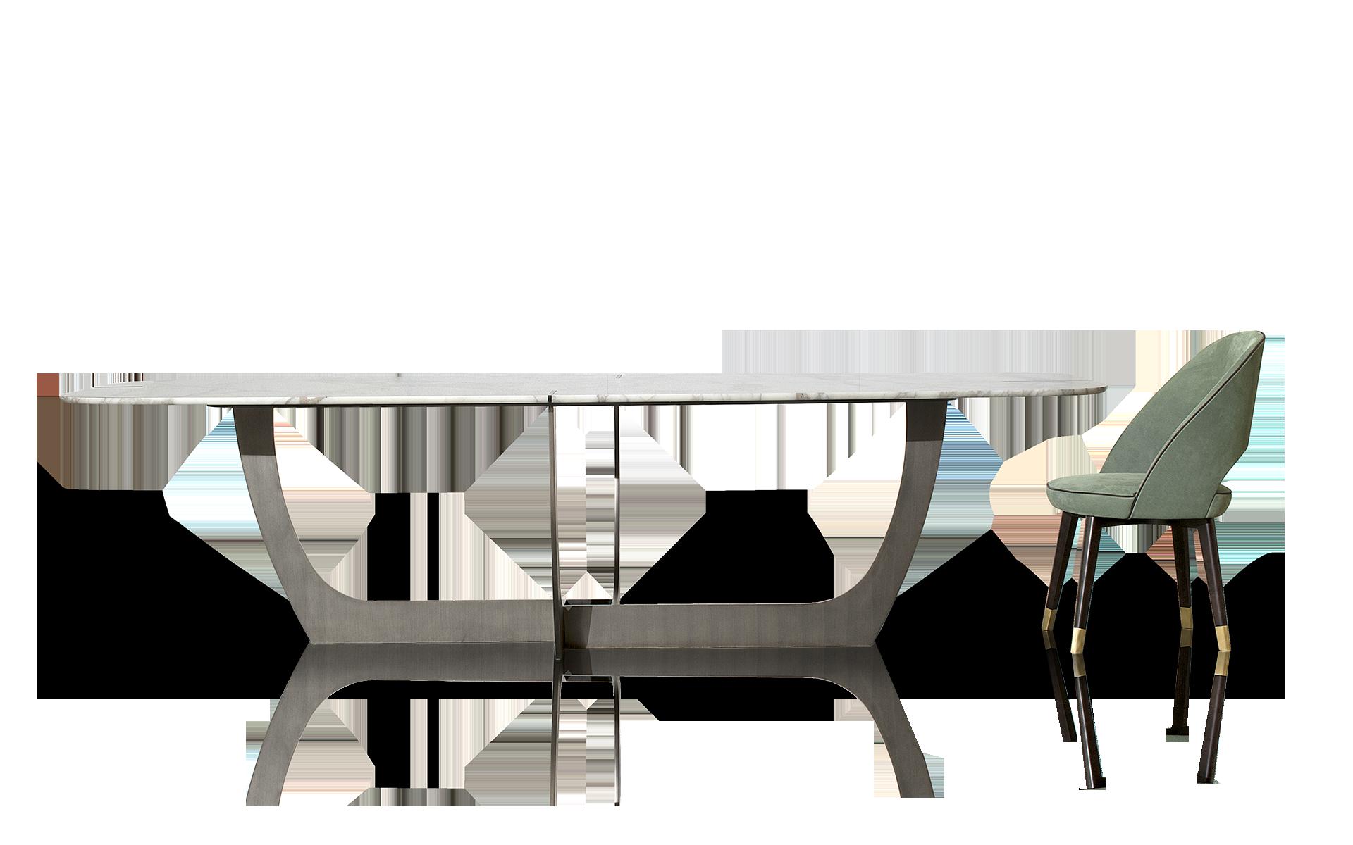 Romeo baxter table pinterest comedores y mesas for Muebles de oficina roneo