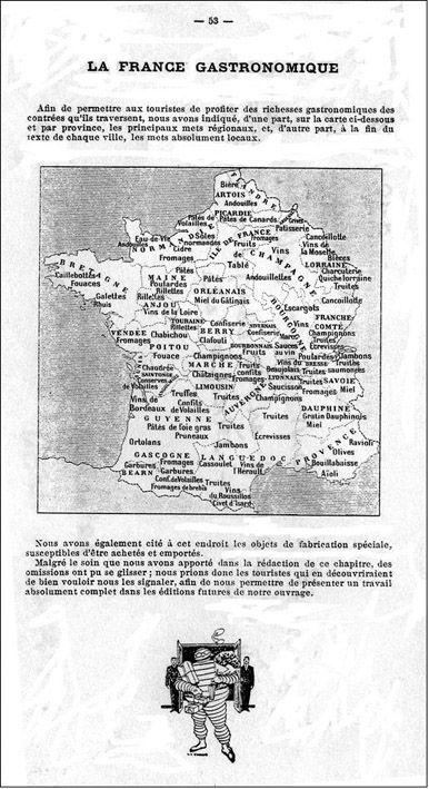 La France Gastronomique Guide Rouge Michelin 1914 Coll Part