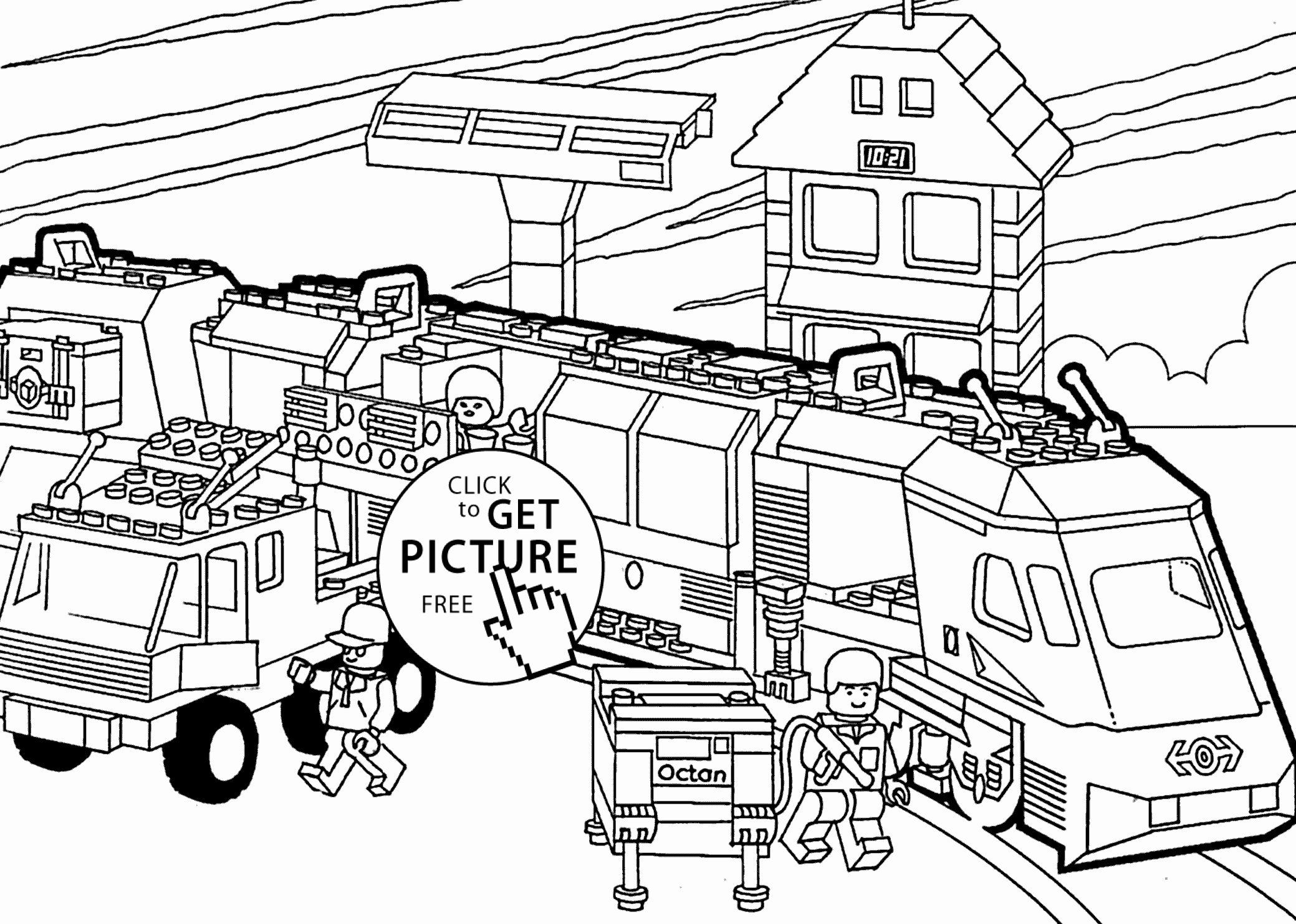 Toy Train Coloring Pages Best Of Printable Train Coloring Pages