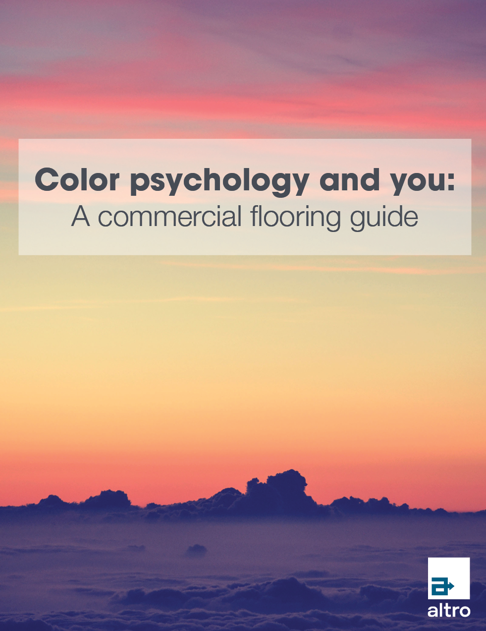 From muted to vibrant hues, color has an effect on us