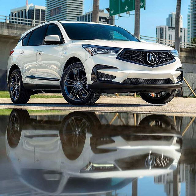 Miami Honda: Acura RDX 2019 #Carroesporteclube #acurardx #acura #miami