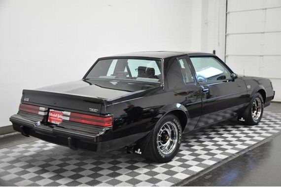Buick Grand National For Sale Dupont Registry Buick Grand National Buick 1987 Buick Grand National