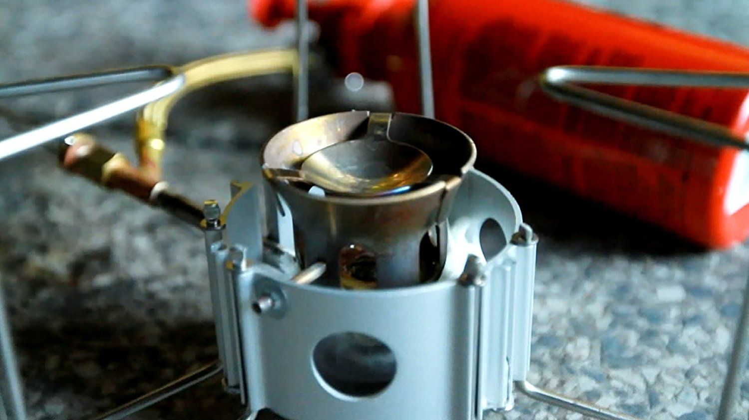 MSR DragonFly Stove | Camping Cookware | Multi fuel stove