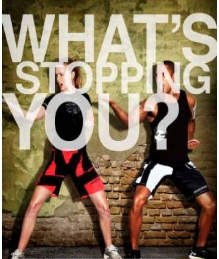 What ' s stopping you ... Bodycombat ..I like iT