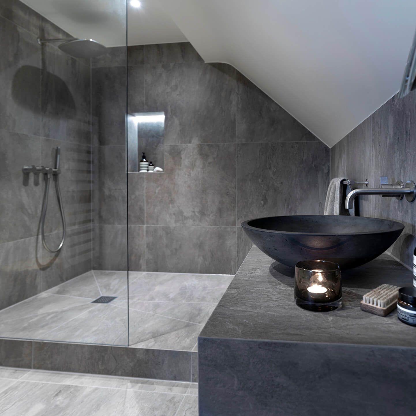 Loft Apartment On Windermere Bycocoon Bathroom Design Black Bathroom Black Bathroom Accessories