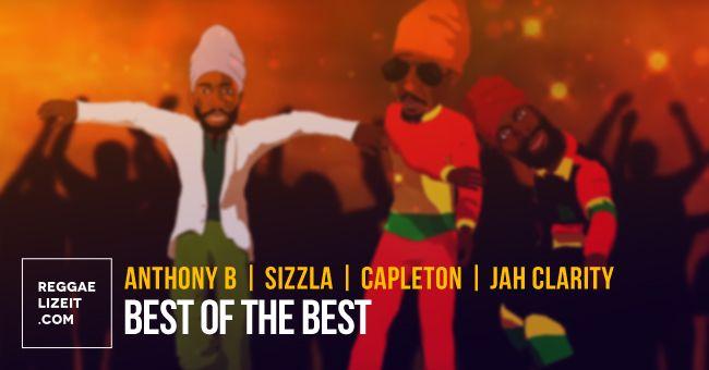 Anthony B feat. Sizzla, Capleton and Jah Clarity - Best Of The Best (VIDEO)  #AnthonyB #AnthonyB #BestOfTheBest #bornfiremusic #Capleton #Capleton #JahClarity #JahClarity #Sizzla #Sizzla
