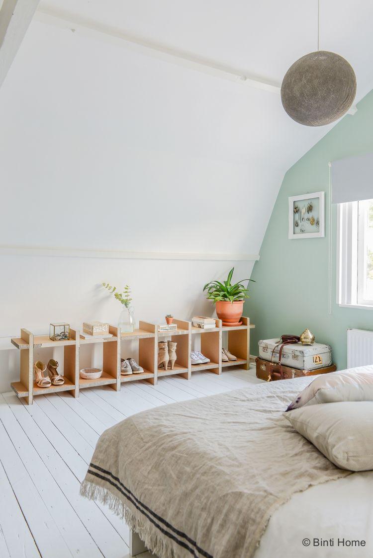Opberg ideeën - inrichting inspiratie voor de slaapkamer | Bedroom ...