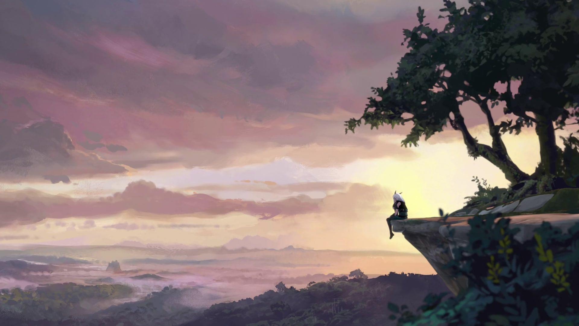 Dragon Prince Netflix Rayla 1080p Wallpaper Hdwallpaper