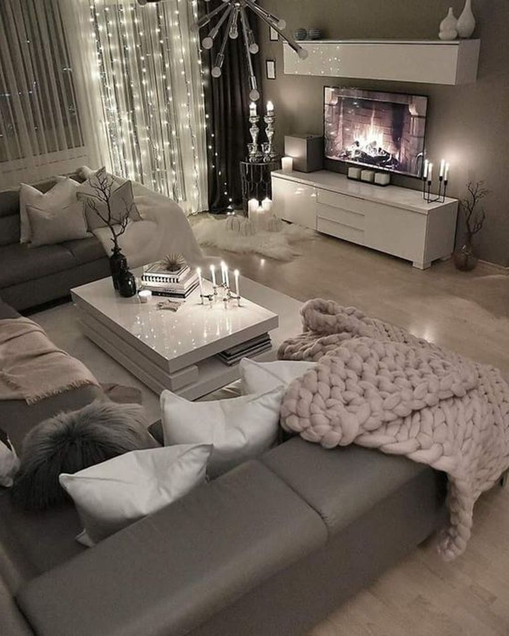 Modern And Glam Living Room Decorating Ideas In 2020 Living Room
