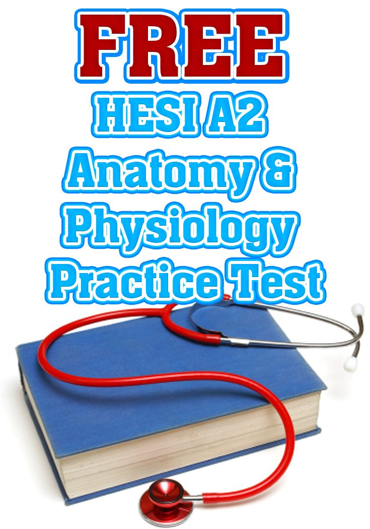 Free Hesi A2 Anatomy Physiology Practice Test Httpmometrix