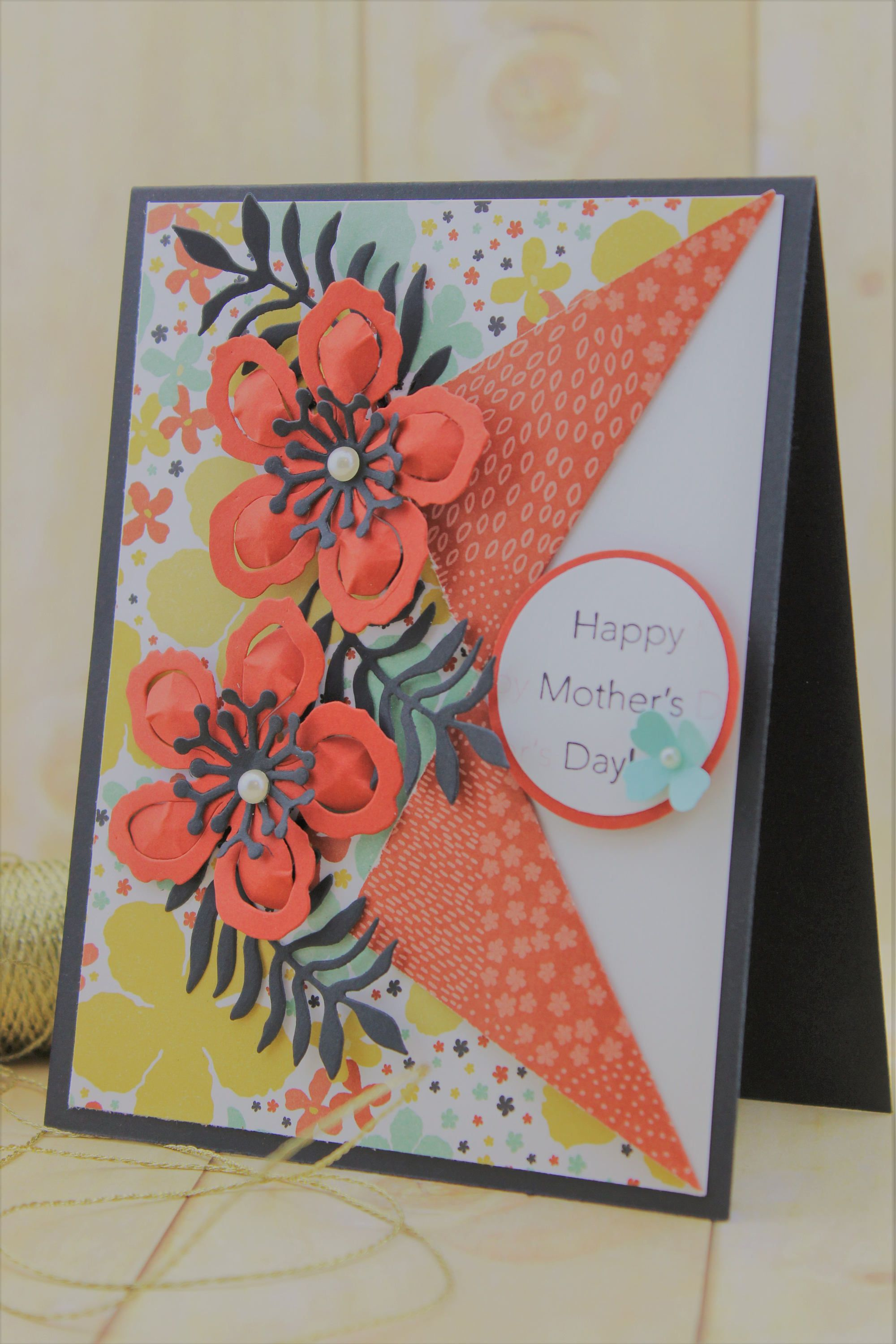 Mother S Day Cards Handmade Mother S Day Cards Handmade Flowers
