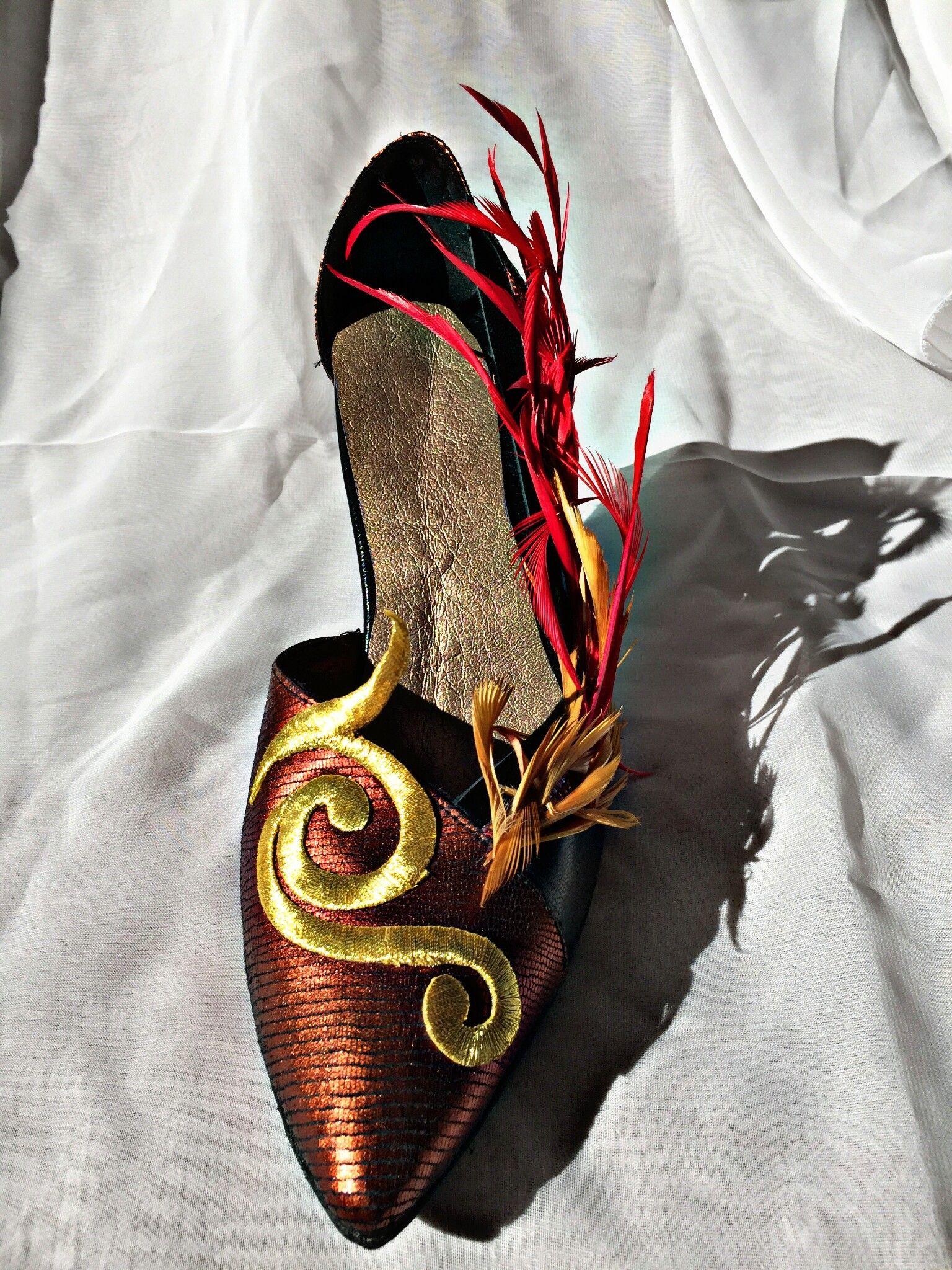 Diseños de zapatos por CM López en Zapatos de diseño (R