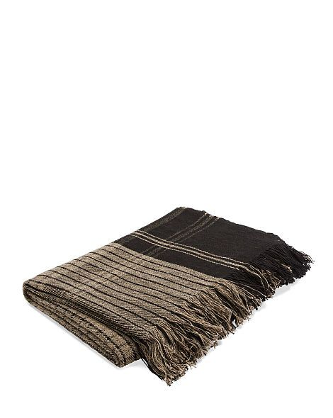 Quincy Throw Blanket - Ralph Lauren Home Throws & Blankets - RalphLauren.com